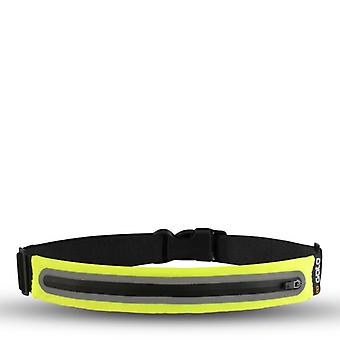 Gato-Sports Waterproof Belt   Neon Yellow/Reflective Silver