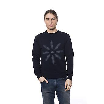 Sweatshirt Bleu Bagutta homme