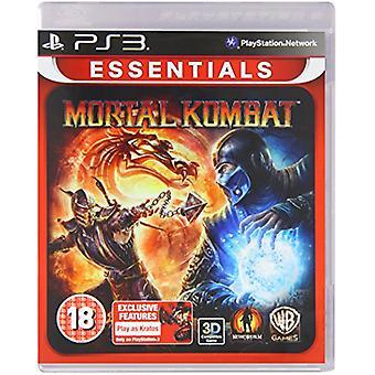 Mortal Kombat Essentials (PS3) - New