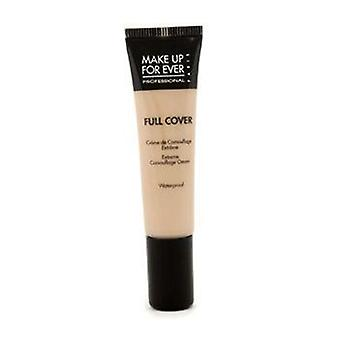 Make Up For Ever Full Cover Extreme Camouflage Cream Waterproof - #6 (ivory) - 15ml/0.5oz