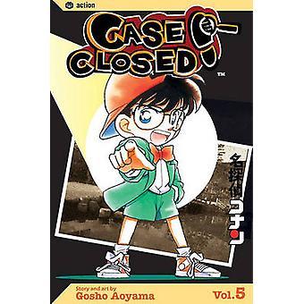 Sag Lukket Vol. 5 af Gosho Aoyama