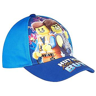 Lego Movie 2 Hut Hut Kick Some Butt Cap