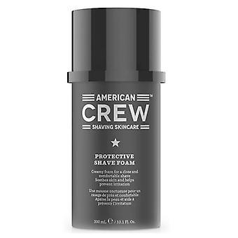 barbering skum beskyttende amerikanske mannskap