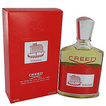 Viking przez Creed Eau De Parfum Spray 3,3 uncji/100 ml (mężczyźni)