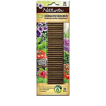 SUBSTRAL® Natural® organic fertilizer sticks, 30 pieces