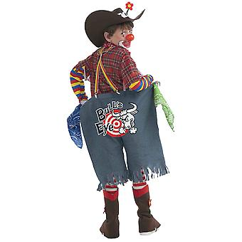 Rodeo Clown Western Cowboy Circus Dress Up Boys Costume