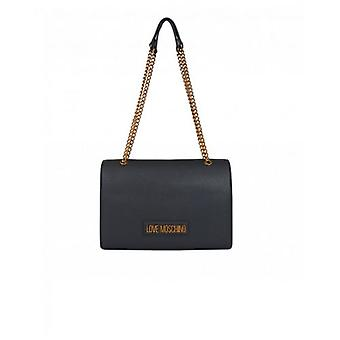 Love Moschino Accessories Letter Logo Chain Shoulder Bag
