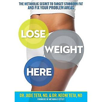 Lose Weight Here by Jade Teta - Keoni Teta - 9781623367855 Book