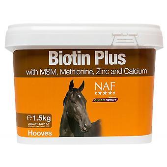NAF Naf Biotin Plus