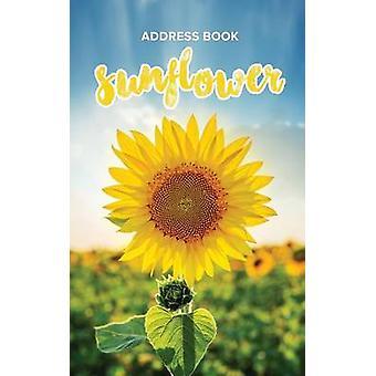 Address Book Sunflower by Us & Journals R