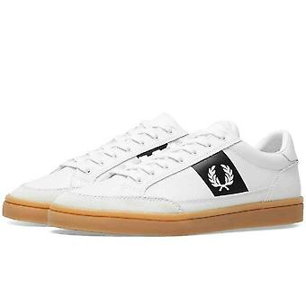 Fred Perry Men'S Deuce Leather Suede Trainers Schoenen B4103-100