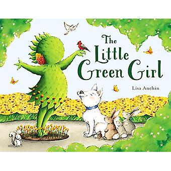 The Little Green Girl by LISA ANCHIN - 9780735230736 Book