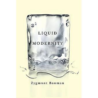 Liquid Modernity tekijä Zygmunt Bauman - 9780745624099 Kirja