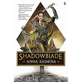 Shadowblade by Anna Kashina - 9780857668158 Book