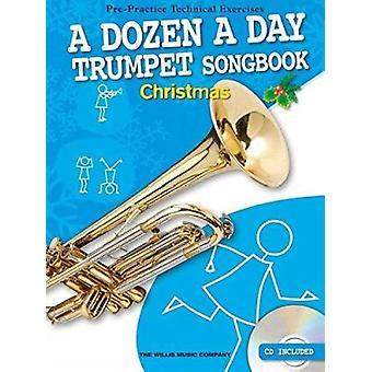Dozen A Day Trumpet Songbook - Christmas - 9781783056446 Book