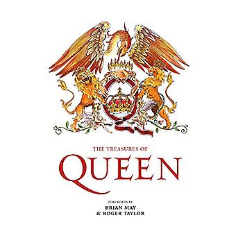The Treasures of Queen by Harry Doherty - 9781787393196 Book