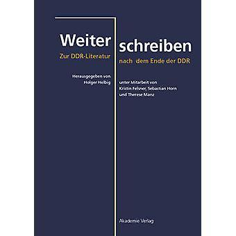 Weiterschreiben by Holger Helbig - 9783050043050 Book
