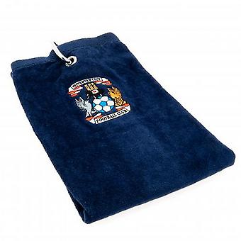 Coventry City FC Official Tri-Fold Towel