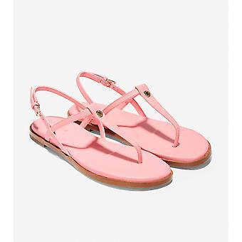 Cole Haan Womens flora Split Toe Casual Ankle Strap Sandals