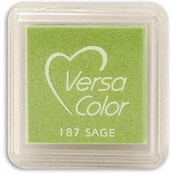 Versasmall Sage Green Pigment Small Ink Pad - Pigment Ink - Craft Ink