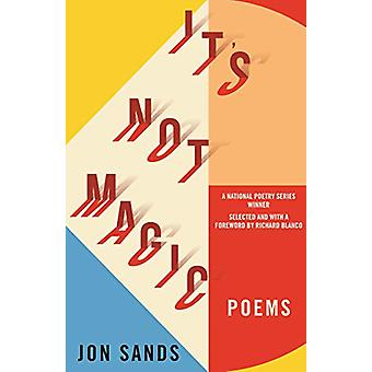 It's Not Magic by Jon Sands - 9780807002254 Book