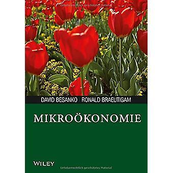 Mikrooekonomie by David Besanko - 9783527507900 Book