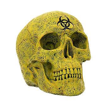 Nemesis Now Biohazard Skull 18cm