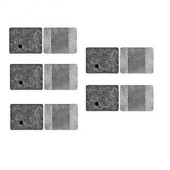 5x D4050 / D4051 Rétroéclairage Diode Chip Back Light pour iPhone 6S & 6S Plus