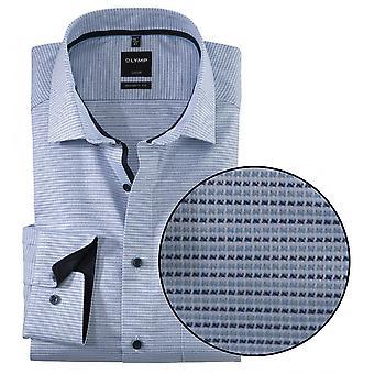 OLYMP Olymp Dot Stripe Formal Shirt