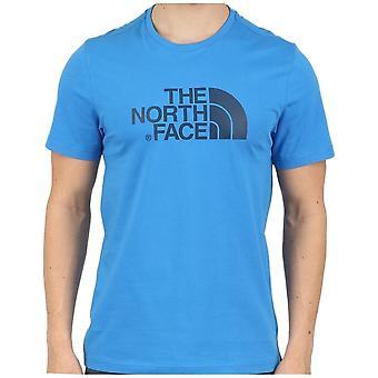 הפנים הצפון קל T92TX3W8G לגברים קיץ אוניברסלי חולצת טריקו