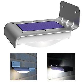 Luz da parede do sensor de movimento solar à prova d'água para o jardim doméstico ao ar livre