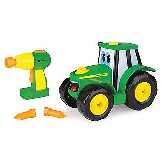 John Deere Bygg en Johnny traktor