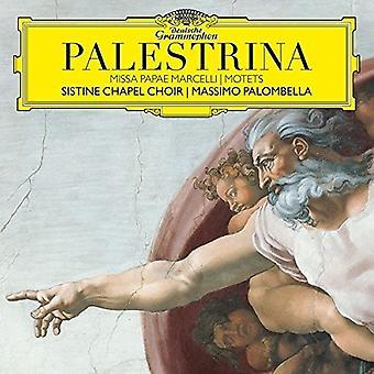 Sixtinska kapellet kören - Palestrina: Missa Pa [CD] USA import