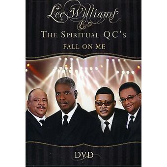 Williams, Lee & Spiritual Qc's - Fall on Me [DVD] USA import
