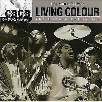Living Colour - Cbgb Omfug Masters: August 19 2005 the Bowery Coll [CD] USA import