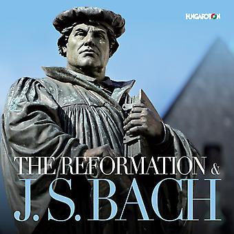 Bach, J.S. / Zadori / S&or - Reformation [CD] USA import