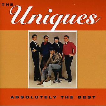 Uniques - Absolutely the Best [CD] USA import