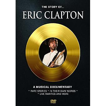 Eric Clapton - Story of: A Musical Documentary [DVD] USA import
