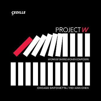Project W [CD] USA import