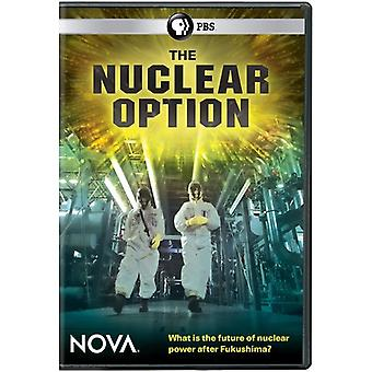 Nova: The Nuclear Option [DVD] USA import
