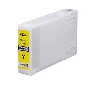 RudyTwos zamiennik dla Epson T7894 atramentu wkład Yellow(ExtraHighYield) kompatybilny z Workforce Pro WF5190, WF 5190, WF5600 Series, serii 5600 WF, WF5620, WF5620DWF, WF5690, WF5690DWF