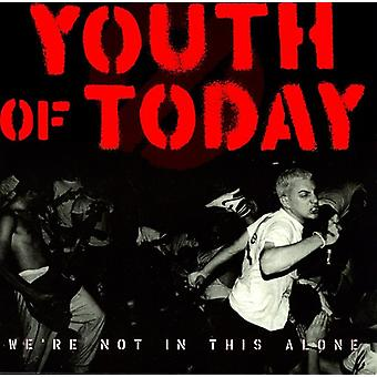 Youth of Today - We're Not in This Alone [Vinyl] USA import