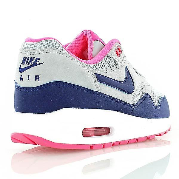 Nike Air Max 1 Essential Grey/Blue/Pink 599820 003 Womans Shoes Boots