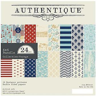 Authentique מסע 6x6 אינץ' נייר לוח