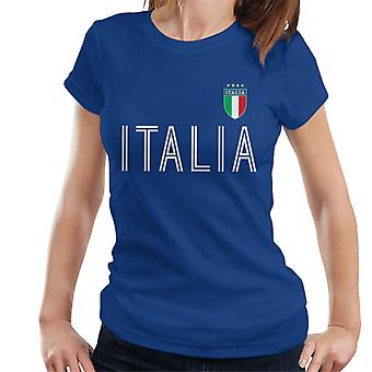 Toff Vintage Football Italy Women's T-Shirt