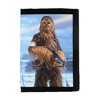 حرب النجوم Chewbacca المحفظة