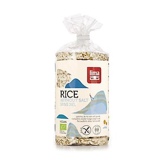 Organic Rice Pancakes Without Salt Bio 100 g