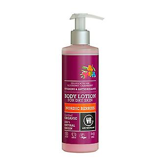 Red Fruits Body Lotion 245 ml of cream