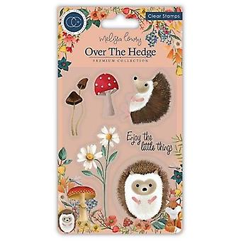 Craft Consortium Harry the Hedgehog Clear Stamps