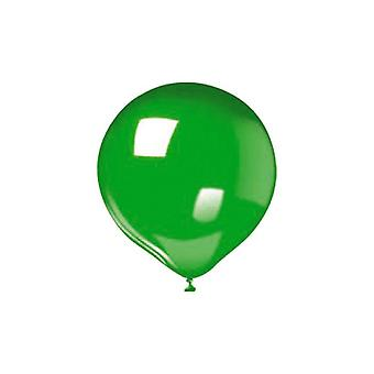 """25 12""""/30cm Balões - Verde"""